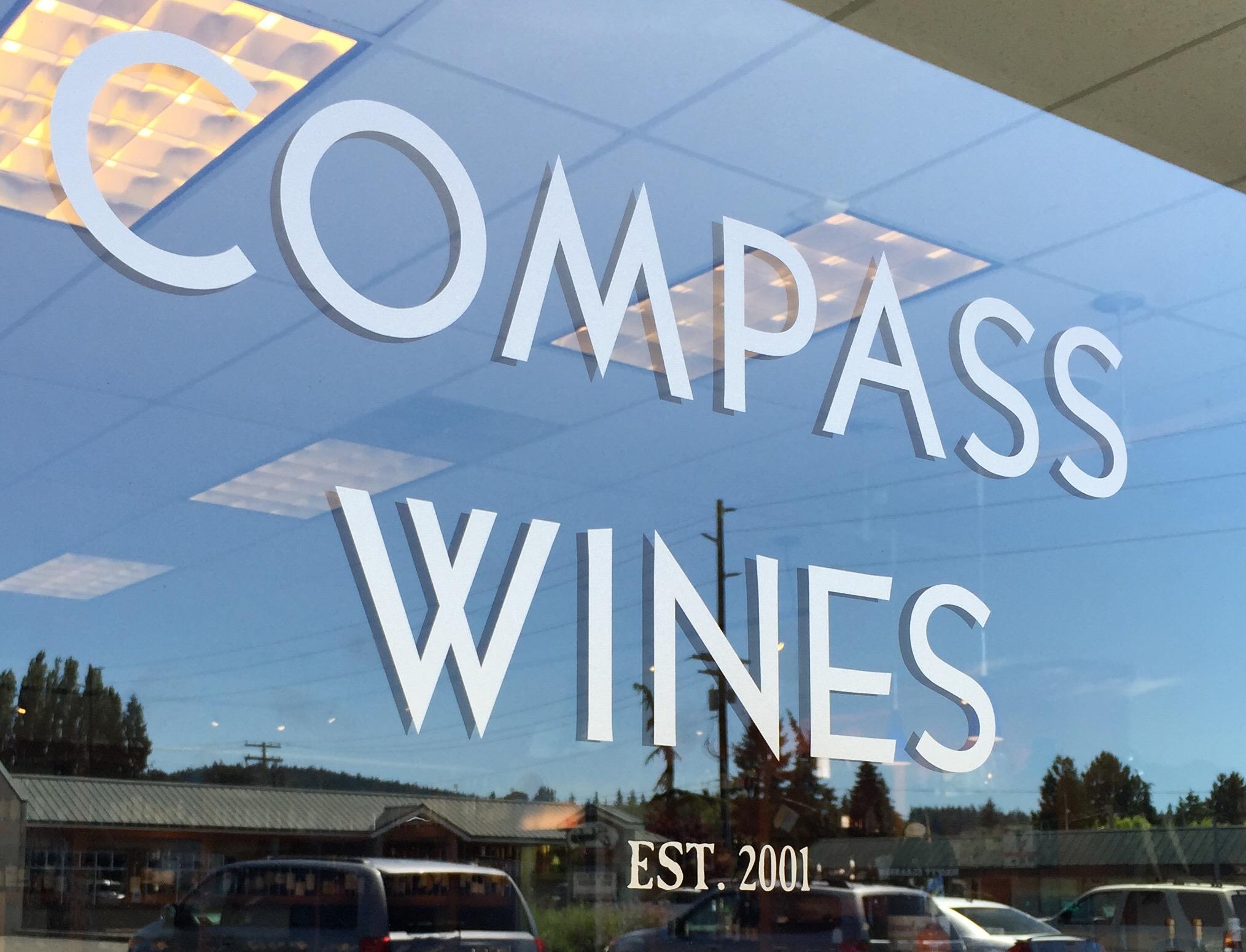 Compass Wines logo