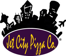 Jet City Pizza Co logo