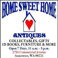 Home Sweet Home Antiques logo