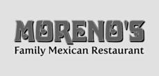 Moreno's Family Mexican Restaurant logo