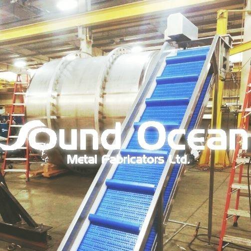 Sound Ocean Metal Fabricators logo