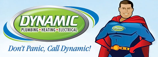Dynamic Plumbing & Heating logo