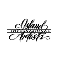 Island International Artists logo