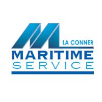La Conner Maritime Service logo