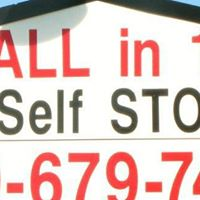 All In 1 RV & Self Storage logo