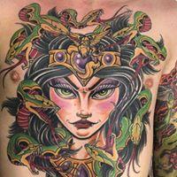 Triumph Tattoo logo