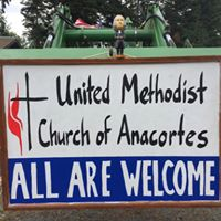 United Methodist Church Of Anacortes logo