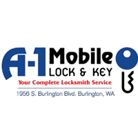 A-1 Mobile Lock & Key logo