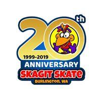 Skagit Skate logo