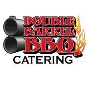 Double Barrel BBQ logo