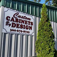 Custom Cabinets By Design logo