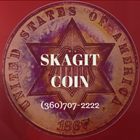 Skagit Coin logo