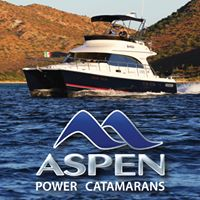 Aspen Power Catamarans logo