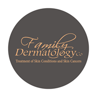 Family Dermatology Co logo