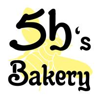 5b's Bakery logo