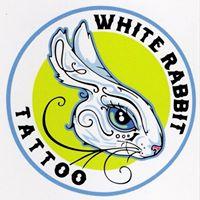 White Rabbit Tattoo logo