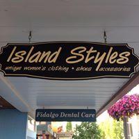 Island Styles logo