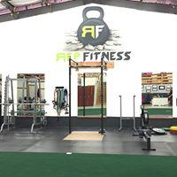 Rep Fitness logo