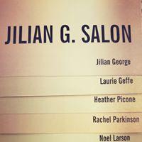 Jilian G Salon logo