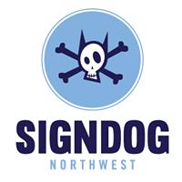 Signdog NW logo