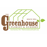 The Greenhouse Florist & Nursery logo