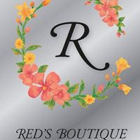 Red's Boutique logo