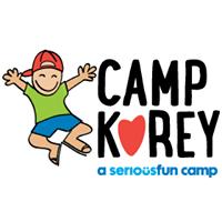 Camp Korey logo