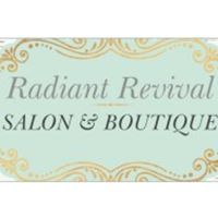 Radiant Revival Salon And Boutique logo
