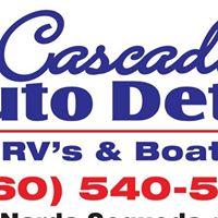 Cascade Auto Detail logo