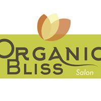 Organic Bliss Salon logo