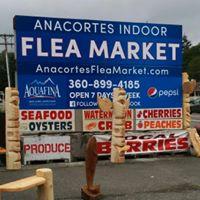 Anacortes Flea Market logo