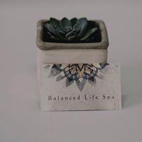 Balanced Life Spa logo