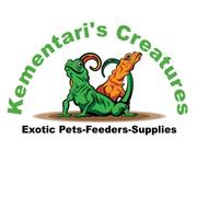 Kementari's Creatures logo