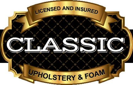 Classic Upholstery & Foam logo