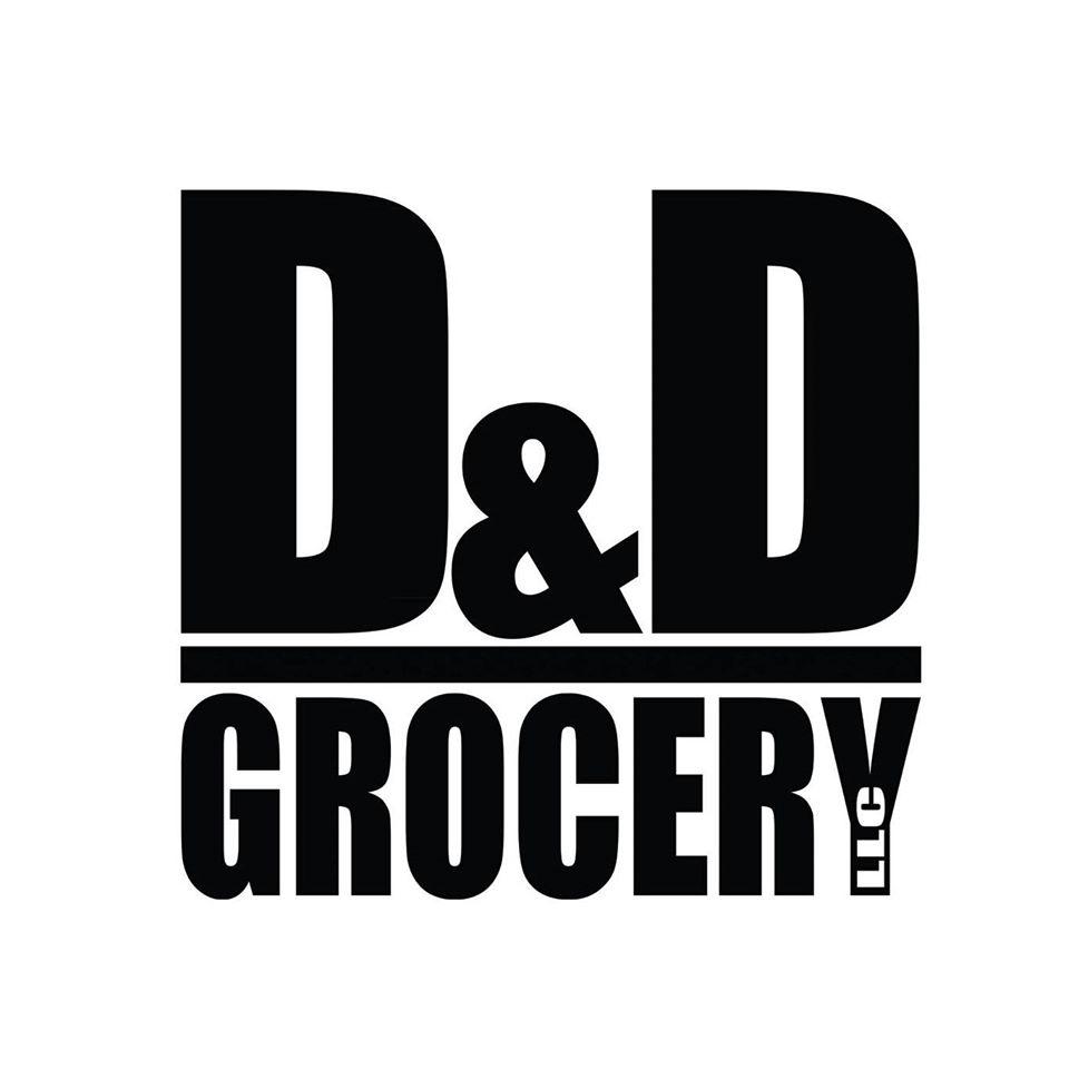 D & D Grocery logo