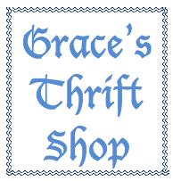Grace Thrift Shop logo