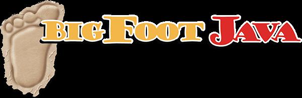 BigFoot Java logo
