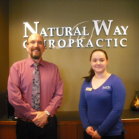 Natural Way Chiropractic of Anacortes logo
