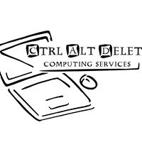 Ctrl Alt Delete Computer Services logo