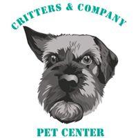 Critters & Co Pet Center logo
