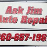 Ask Jims Auto Repair logo
