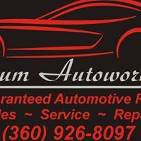 Platinum Autoworks logo
