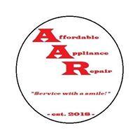 Affordable Appliance Repair logo