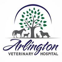 Arlington Veterinary Hospital logo