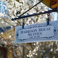 Harrison House Suites logo