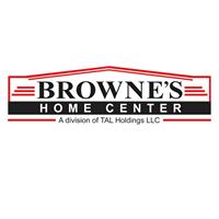 Browne's Home Center logo