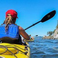 Crystal Seas Kayaking logo