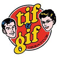 Tif & Gif Creative logo