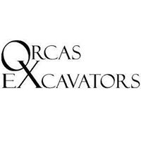 Orcas Excavators Inc logo