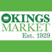 King's Market logo
